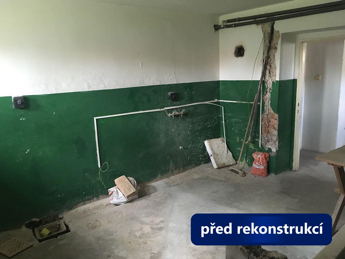 Rekonstrukce kotelny Brno Jihlavská - stav pred